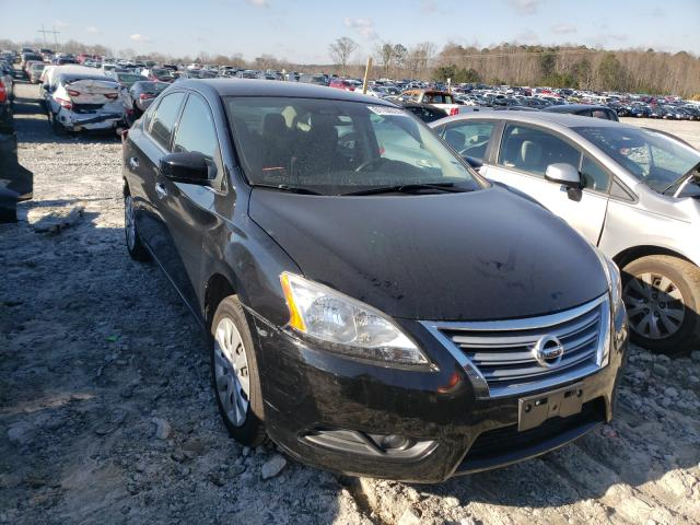 2014 Nissan Sentra S for sale in Loganville, GA