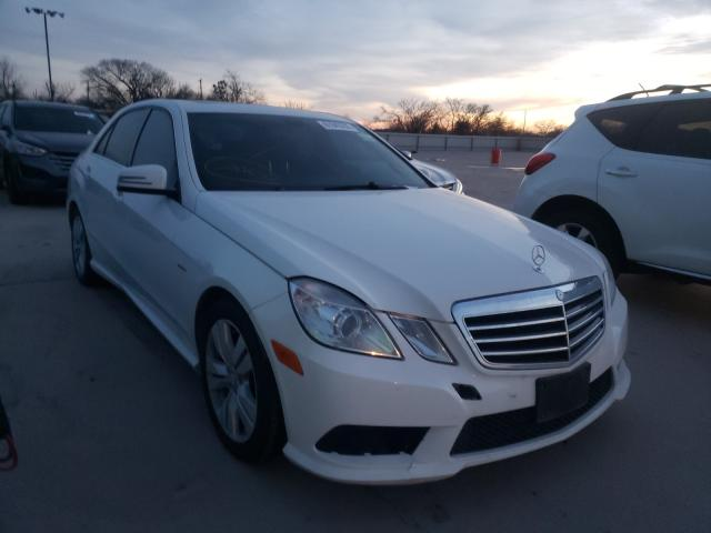 Salvage cars for sale from Copart Wilmer, TX: 2012 Mercedes-Benz E 350 Blue