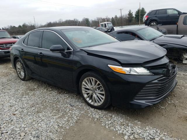 Salvage cars for sale from Copart Lawrenceburg, KY: 2018 Toyota Camry L