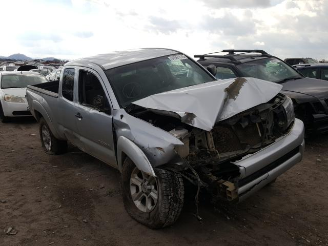 Salvage cars for sale from Copart Madisonville, TN: 2006 Toyota Tacoma ACC