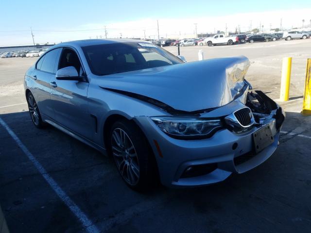 BMW Vehiculos salvage en venta: 2017 BMW 430I