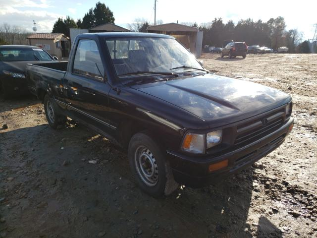 Salvage cars for sale from Copart China Grove, NC: 1992 Toyota Pickup 1/2