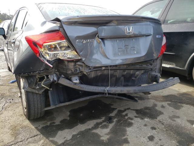 2HGFB2F60CH553356 2012 Honda Civic Hf 1.8L