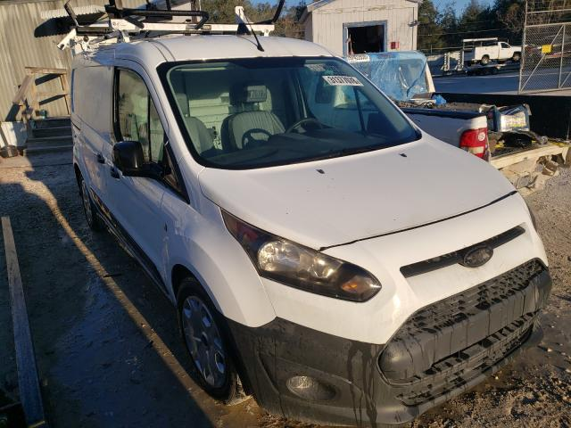 Salvage cars for sale from Copart Ocala, FL: 2014 Ford Transit CO