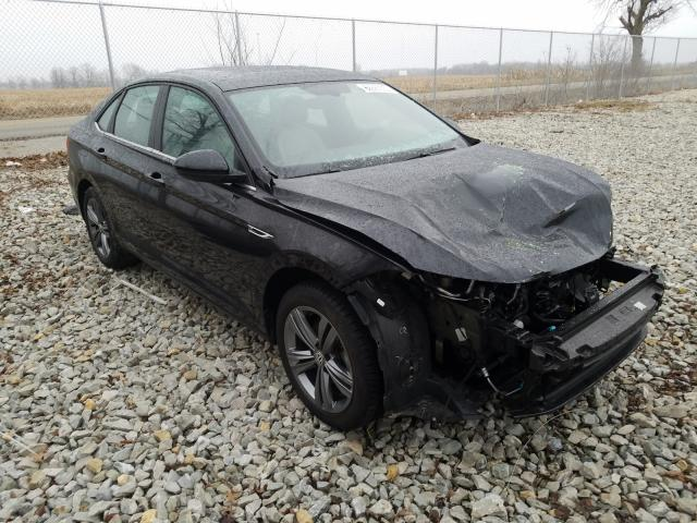 Salvage cars for sale from Copart Cicero, IN: 2019 Volkswagen Jetta S