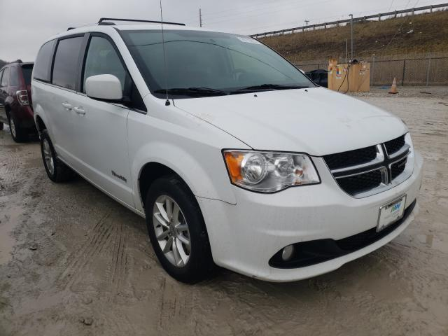 Dodge Caravan salvage cars for sale: 2018 Dodge Caravan