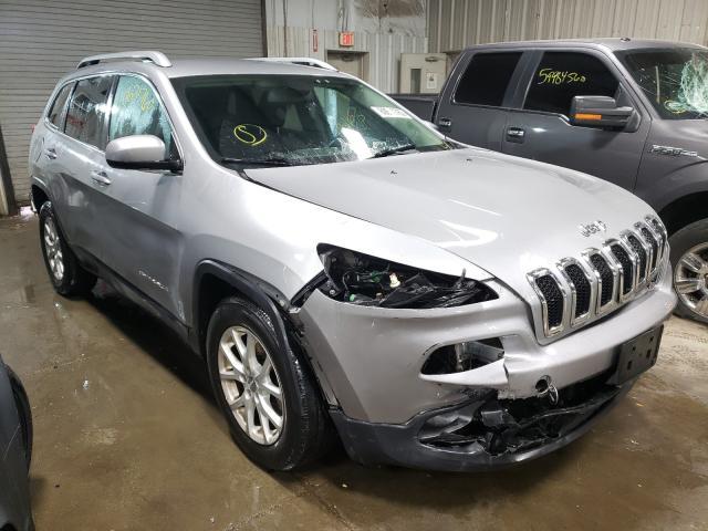 1C4PJLCB3FW566301 2015 Jeep Cherokee L 2.4L