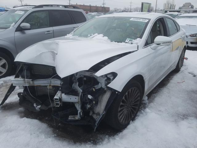 из сша 2016 Ford Fusion Tit 2.0L 3FA6P0K94GR361278