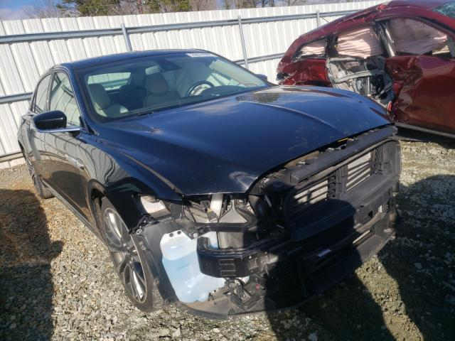 Salvage 2017 LINCOLN CONTINENTL - Small image