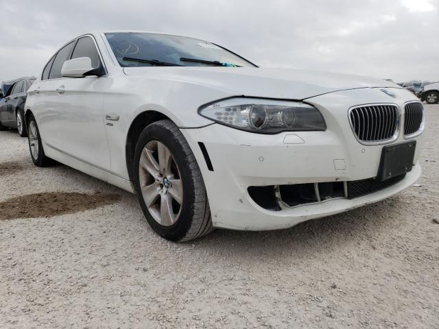 Salvage cars for sale from Copart San Antonio, TX: 2012 BMW 528 XI