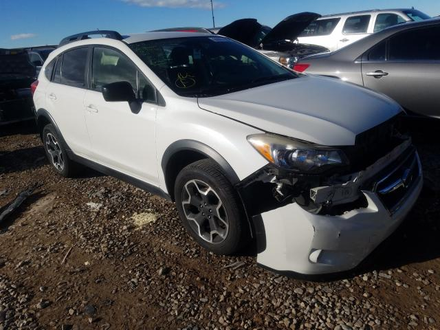 Salvage cars for sale from Copart Magna, UT: 2015 Subaru XV Crosstrek