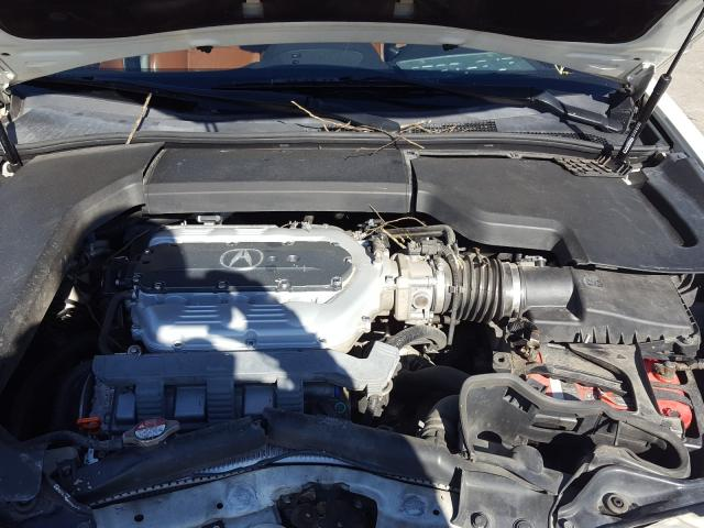 2010 Acura TL   Vin: 19UUA9F55AA009652