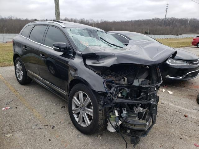 Volvo salvage cars for sale: 2017 Volvo XC60 T5 IN