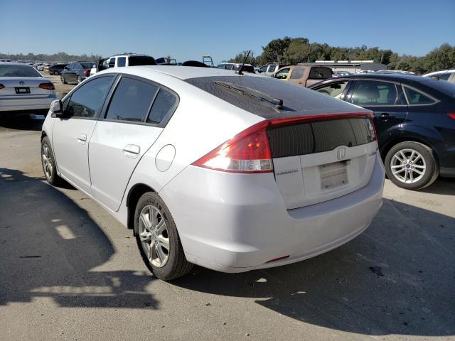 купить 2010 Honda Insight Ex 1.3L JHMZE2H73AS038963