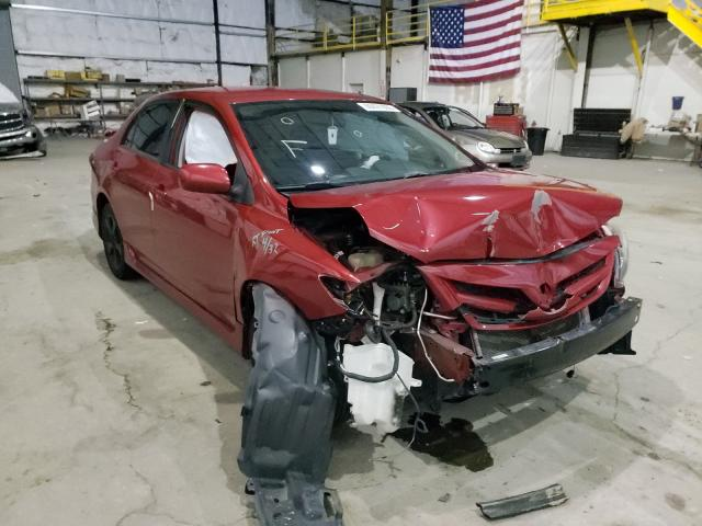 Salvage cars for sale from Copart Reno, NV: 2012 Toyota Corolla BA