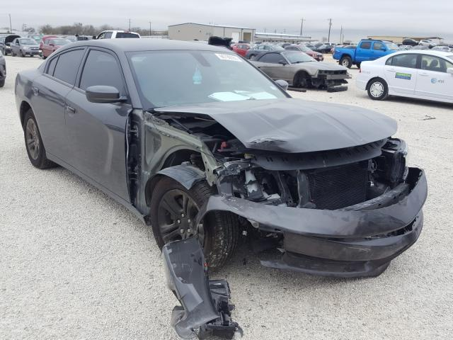 Salvage cars for sale from Copart San Antonio, TX: 2019 Dodge Charger SX