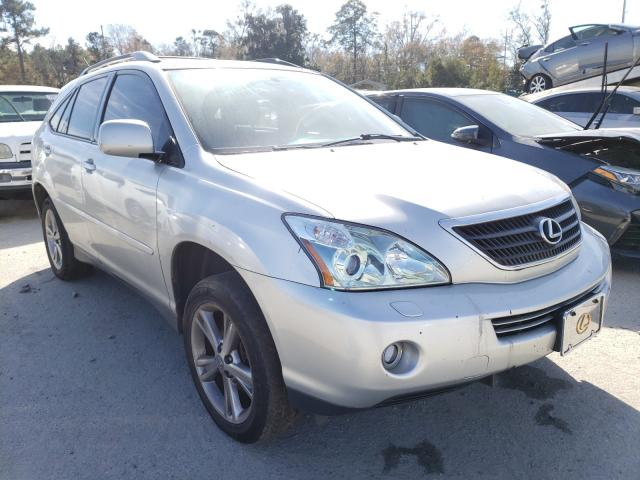 Salvage 2006 LEXUS RX400 - Small image. Lot 29799631