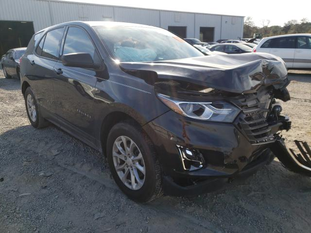 Salvage 2019 CHEVROLET EQUINOX - Small image. Lot 29960061