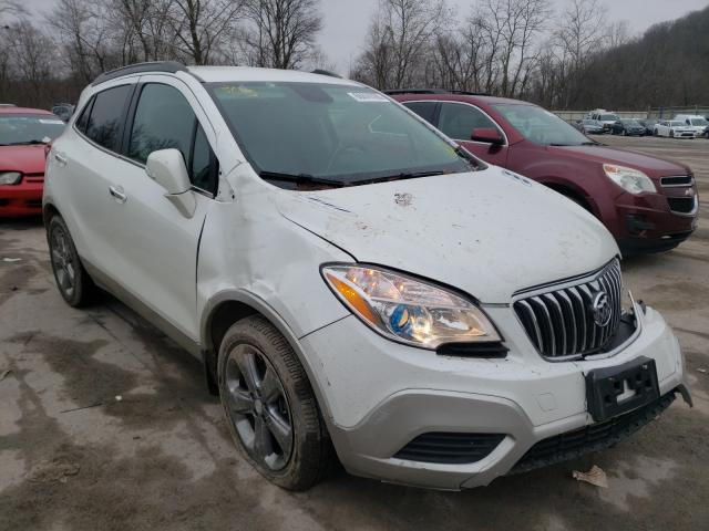 Buick Encore salvage cars for sale: 2014 Buick Encore