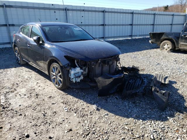 Salvage cars for sale from Copart Prairie Grove, AR: 2018 Mazda 3 Touring