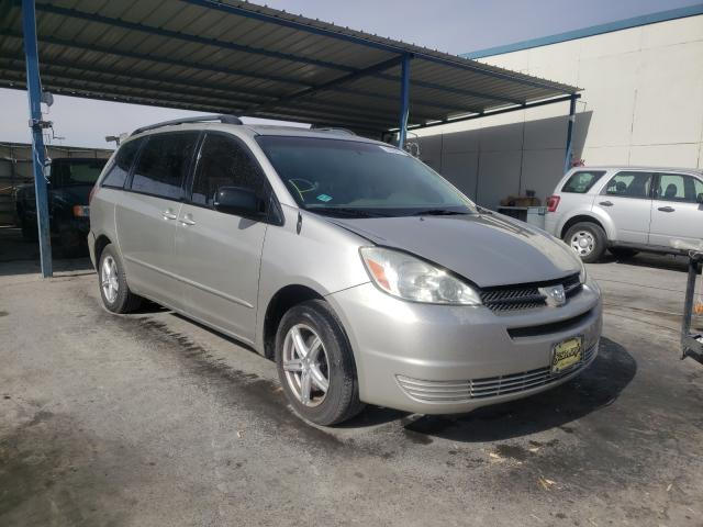 2005 TOYOTA SIENNA CE - Other View