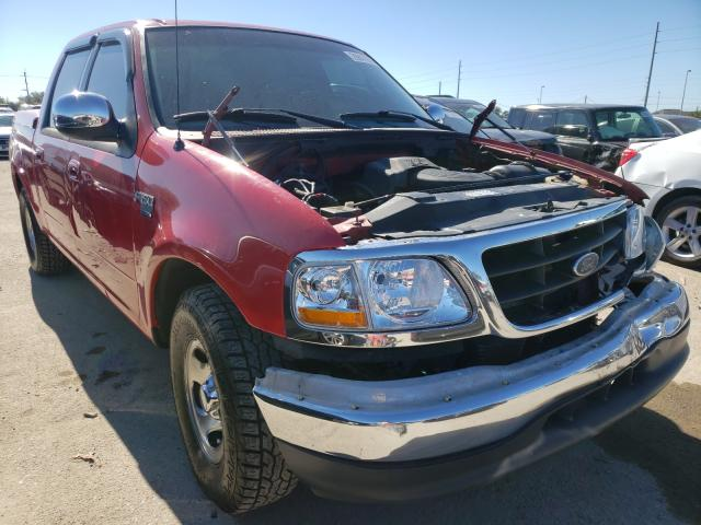 2001 FORD F150 SUPER - Left Front View Lot 29847281.