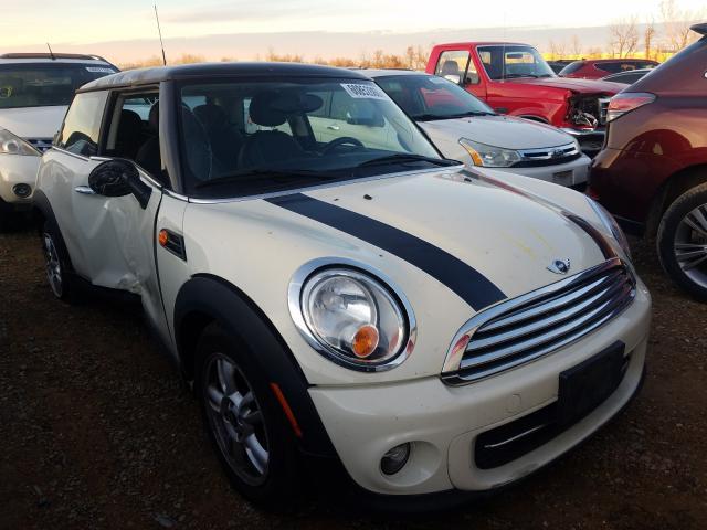 Salvage cars for sale from Copart Bridgeton, MO: 2012 Mini Cooper