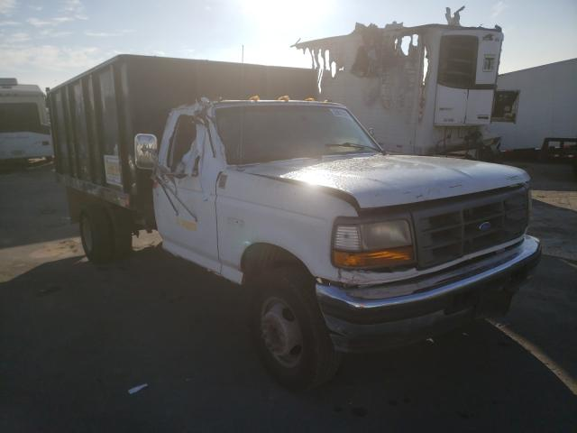 Salvage cars for sale from Copart Sun Valley, CA: 1995 Ford F Super DU