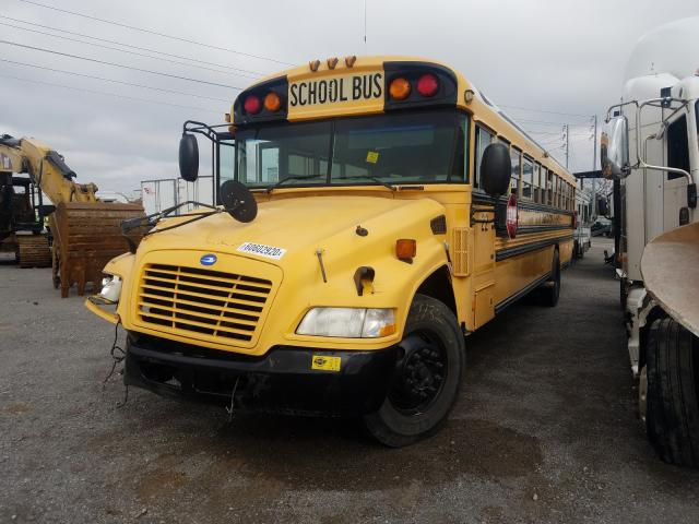 2008 BLUEBIRD  SCHOOL BUS