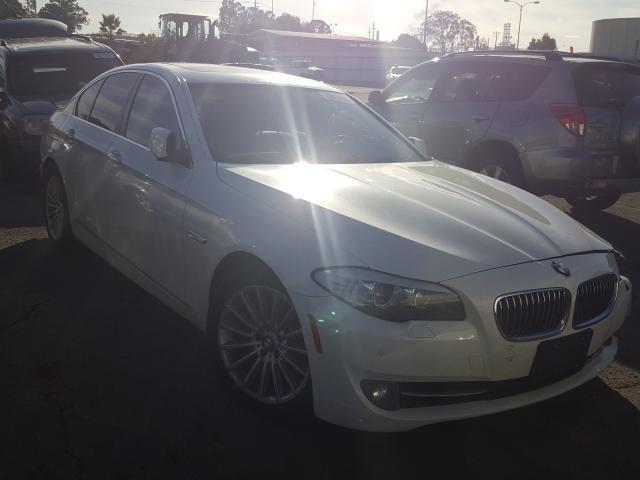 2011 BMW 535 I WBAFR7C58BC603311