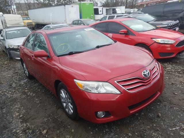 Salvage 2011 TOYOTA CAMRY - Small image. Lot 29712701