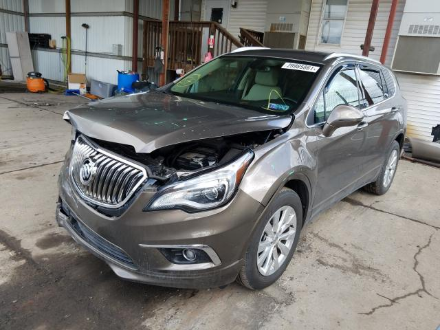 BUICK ENVISION 2018 1