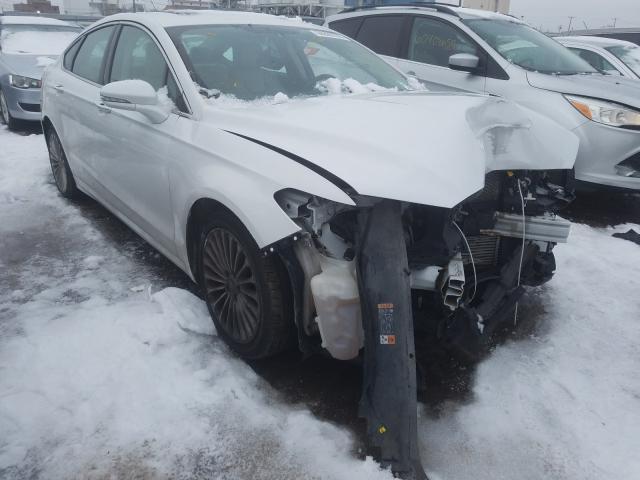 3FA6P0K94GR361278 2016 Ford Fusion Tit 2.0L