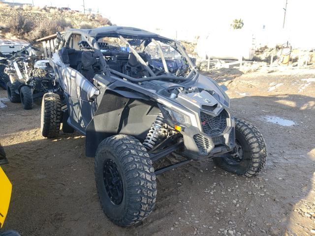Salvage cars for sale from Copart Reno, NV: 2018 Can-Am Maverick