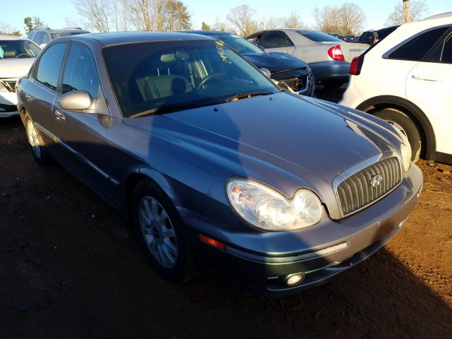Salvage 2005 HYUNDAI SONATA - Small image. Lot 29924271