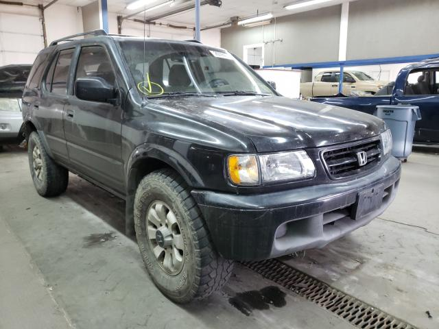 Salvage cars for sale from Copart Pasco, WA: 2001 Honda Passport E