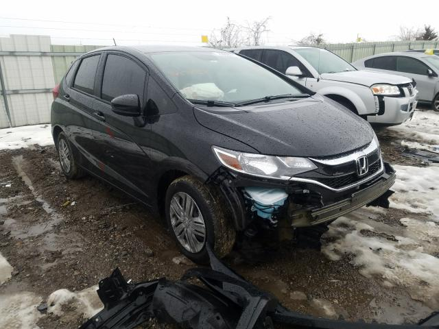 Honda FIT LX salvage cars for sale: 2020 Honda FIT LX