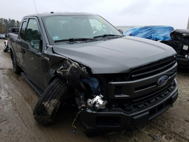 Salvage 2018 FORD F150 - Small image. Lot 29828951
