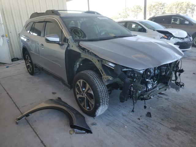 Salvage cars for sale from Copart Homestead, FL: 2020 Subaru Outback LI
