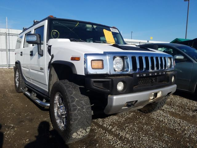 Hummer salvage cars for sale: 2008 Hummer H2