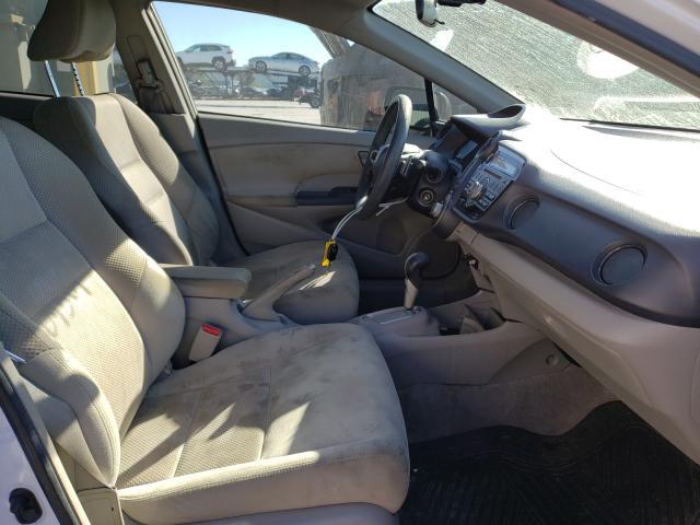 пригнать из сша 2010 Honda Insight Ex 1.3L JHMZE2H73AS038963