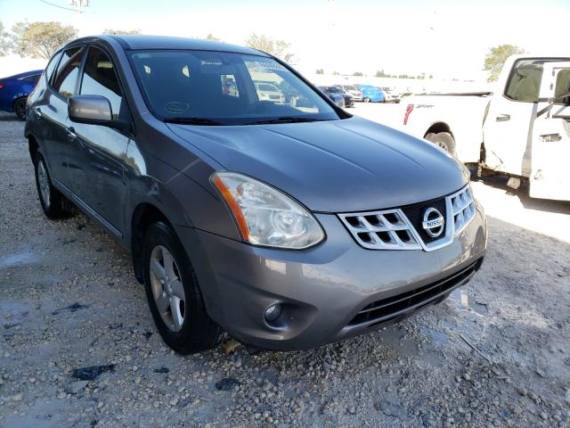 Salvage cars for sale from Copart Homestead, FL: 2013 Nissan Rogue S