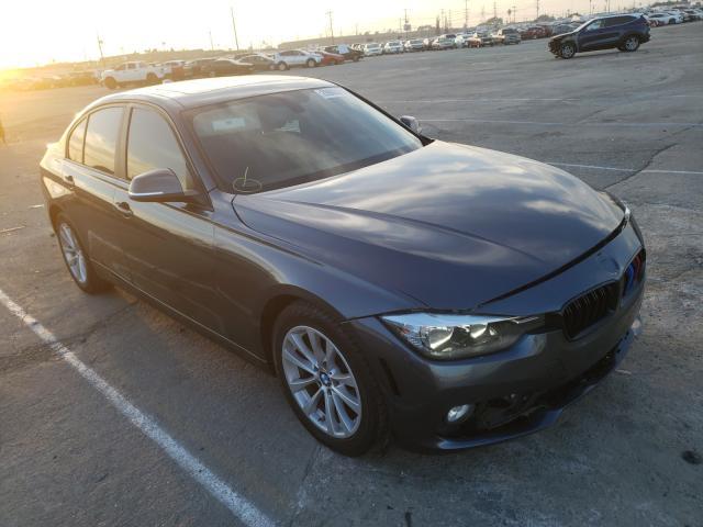 2016 BMW 320 I WBA8A9C51GK617267