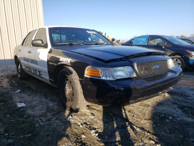 Salvage 2011 FORD CROWN VIC - Small image. Lot 29791021