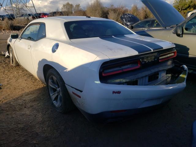 купить 2015 Dodge Challenger 3.6L 2C3CDZAG9FH719855