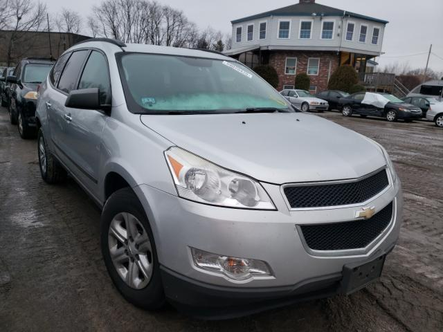 Chevrolet Traverse salvage cars for sale: 2011 Chevrolet Traverse