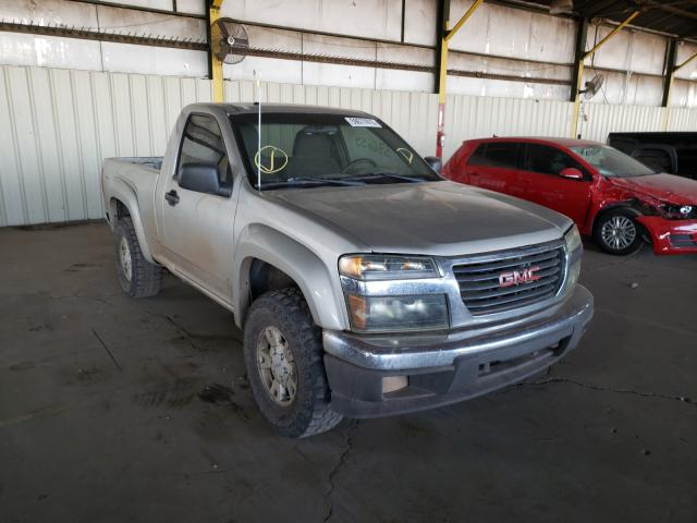 GMC Canyon salvage cars for sale: 2006 GMC Canyon
