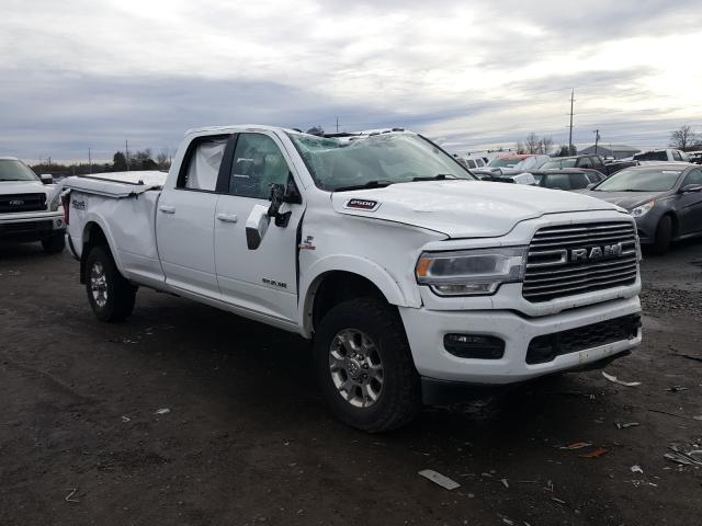 Salvage cars for sale from Copart Eugene, OR: 2019 Dodge 2500 Laram
