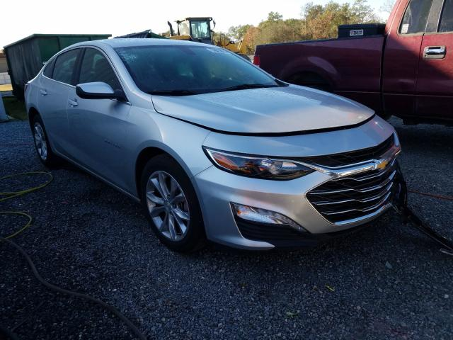 Salvage cars for sale from Copart Jacksonville, FL: 2020 Chevrolet Malibu LT