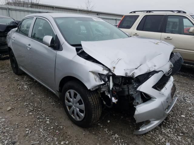 Salvage cars for sale from Copart Walton, KY: 2010 Toyota Corolla BA